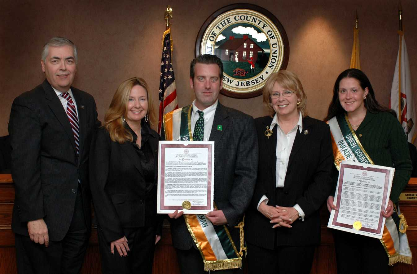 Union County Freeholders.